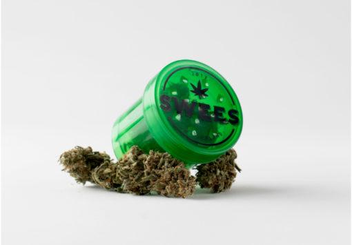 Swees Big Grind grinder Top grinder